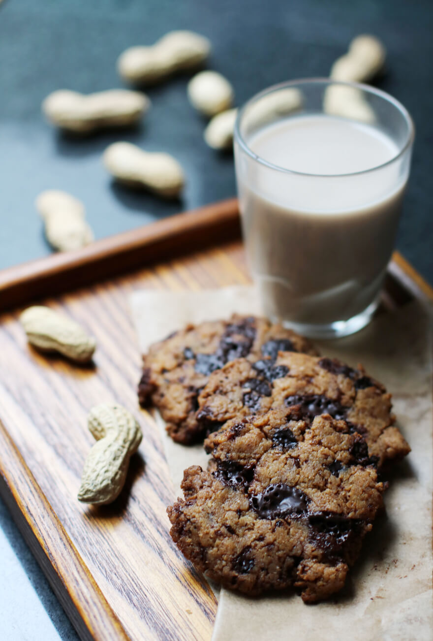 Cookies sans gluten Google