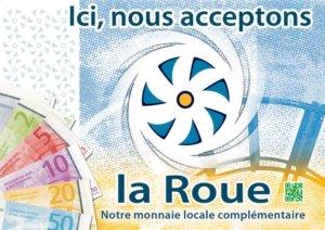 On accepte la roue, monnaie locale complémentaire